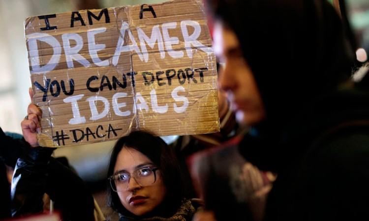 DACA está probablemente muerto: Donald Trump