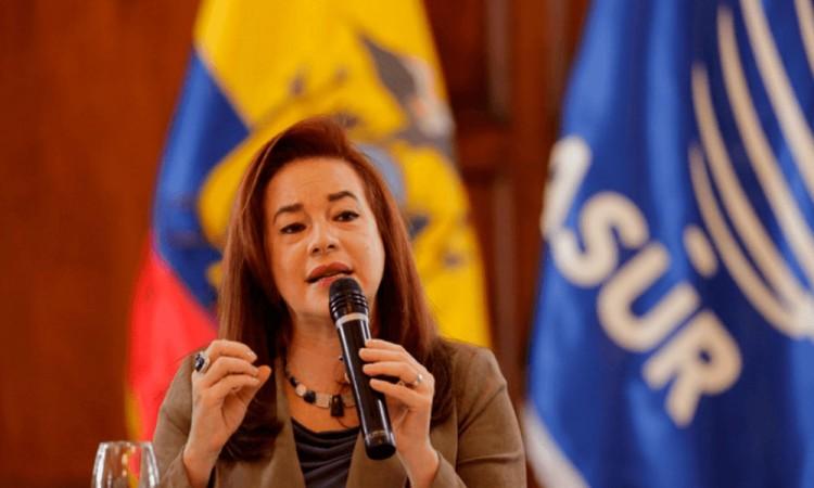 Propone Ecuador a su canciller para presidir Asamblea ONU