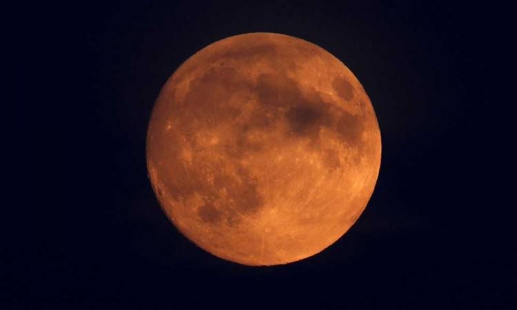 Así se vivió la luna de sangre en el mundo