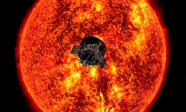 NASA obtiene datos de sonda que fue enviada al sol