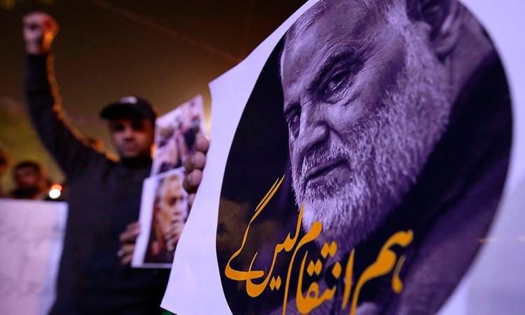Así fue el ataque de EU contra el general iraní, Soleimani