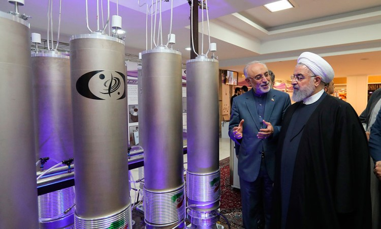 Irán dejará de respetar los límites del acuerdo nuclear