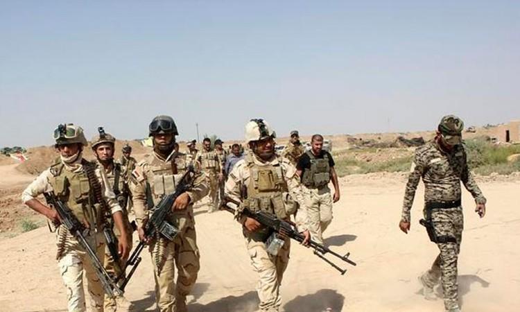 Suspende coalición internacional apoyo a iraquíes