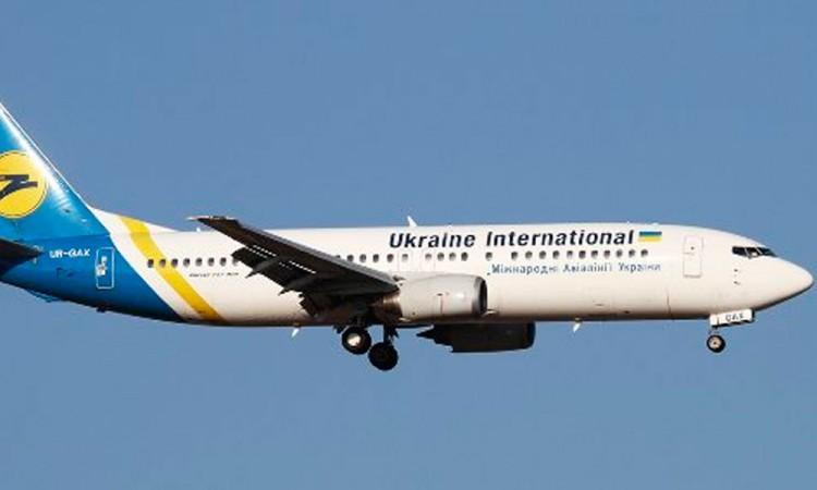 Se estrella avión de Ukrainian Airlines en Irán