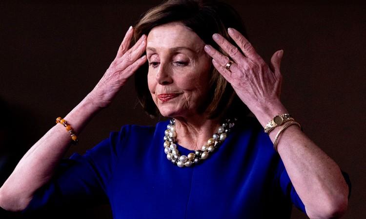 Nancy Pelosi: Usó el Congreso de EU como un reality show