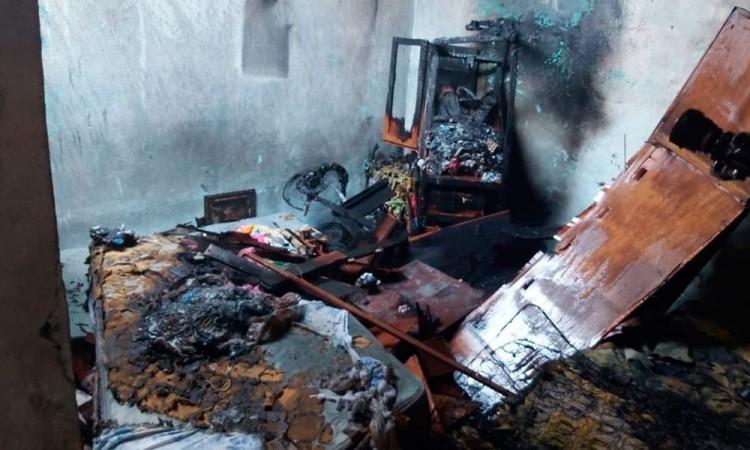 Niños mueren calcinados por incendio provocado por una tablet