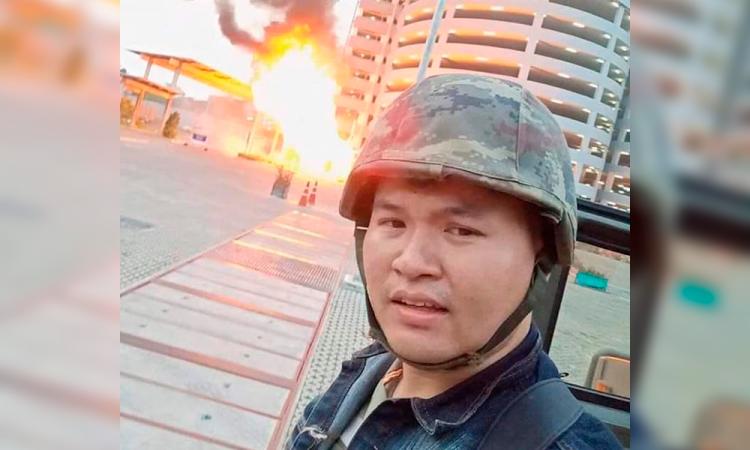 Soldado dispara contra civiles en Tailandia; 12 muertos