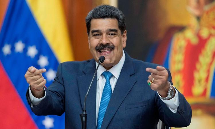 Maduro anticipa cárcel para Guaidó