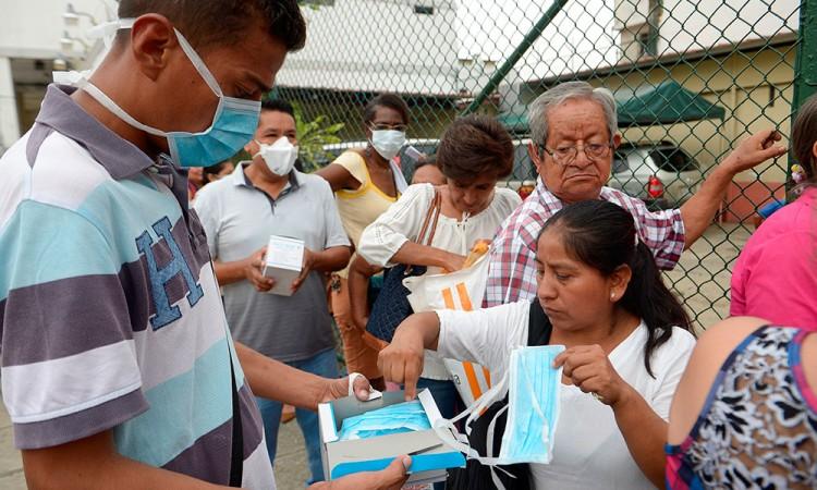 Alerta máxima en América por el coronavirus