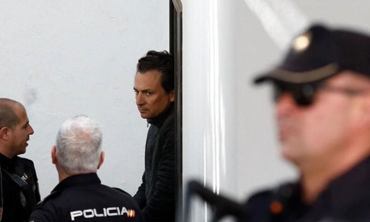 Ingresan a Lozoya a penal del sur de Madrid