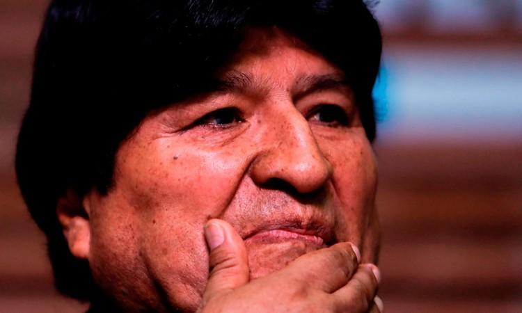 Si hubo fraude, fue de la OEA: Evo Morales