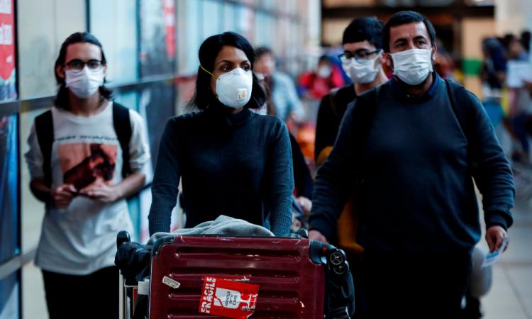 Enfermedad alcanza los 118 mil 326 casos en 114 países