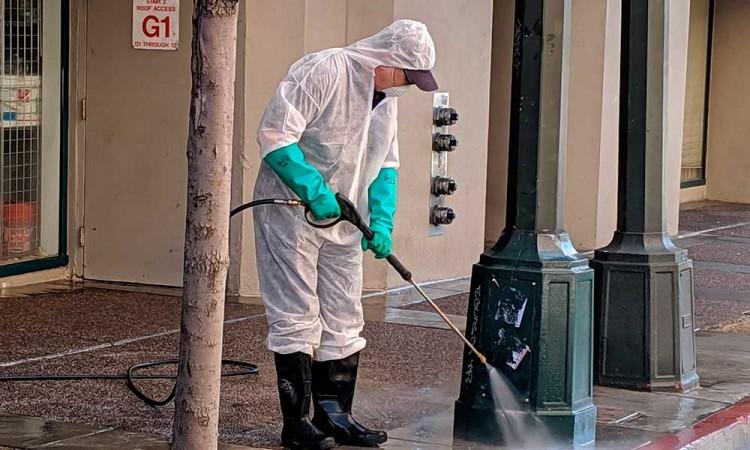 California entra en cuarentena por el coronavirus