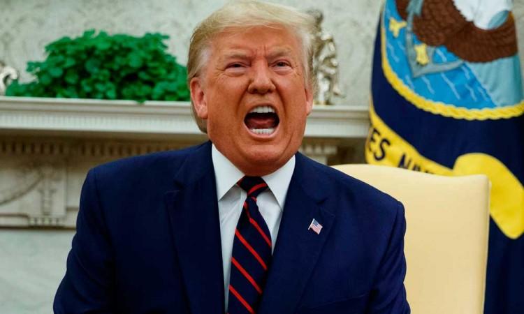 Planea Trump crear 13 centros de cuarentena