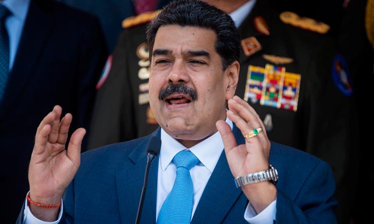 EU ofrece una recompensa de 15 millones por Maduro y de 10 por Cabello