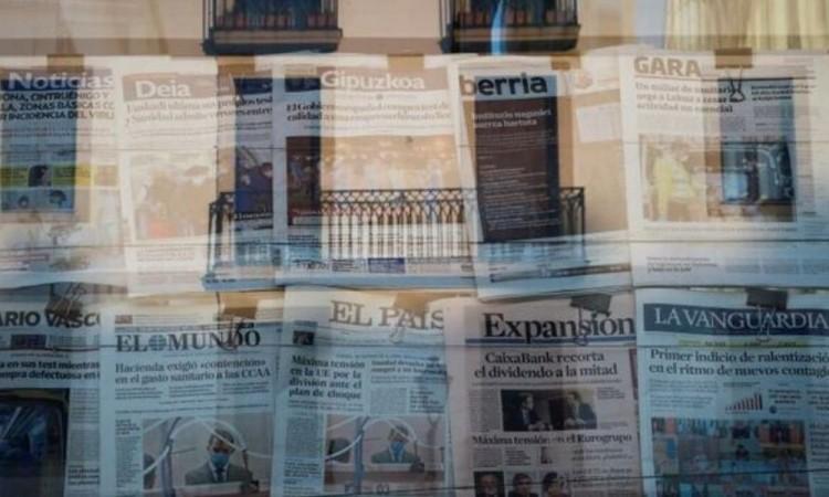 Prensa mundial pide ayuda económica para informar durante la pandemia