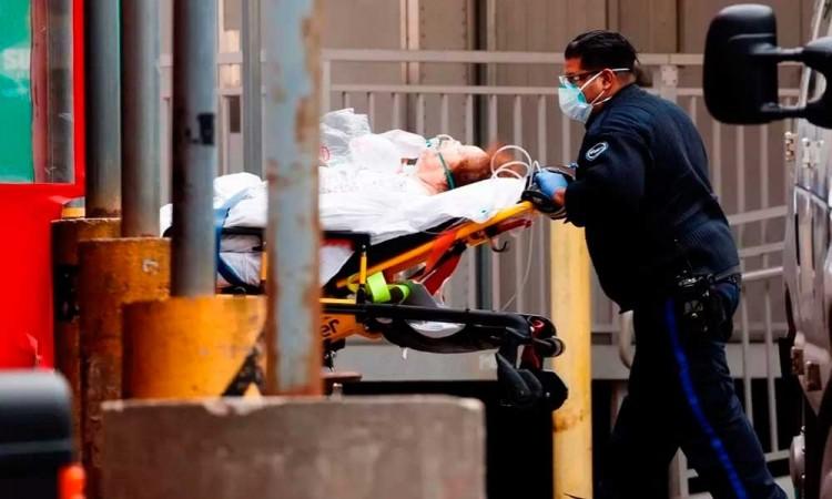 En un día murieron 1,480 en Estados Unidos por COVID-19