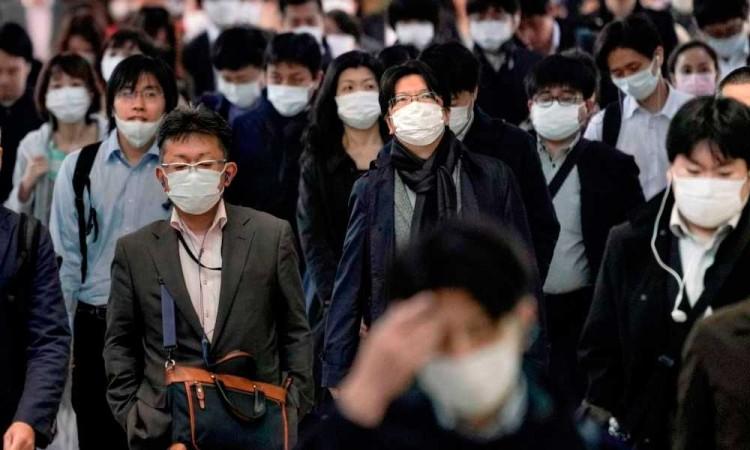 Wuhan libra pandemia pero Japón declara Estado de Emergencia