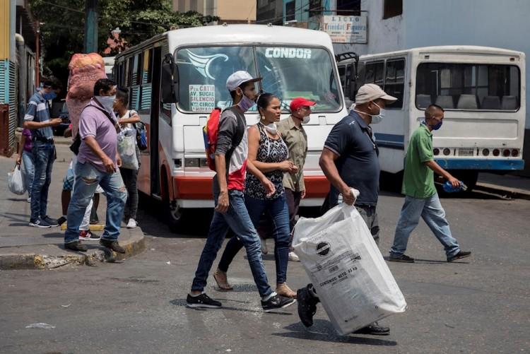 ONU envía a Venezuela 90 toneladas de productos para luchar contra COVID-19