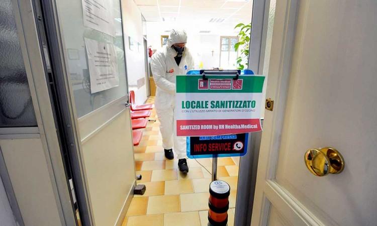 Han muerto 103 médicos italianos por COVID-19