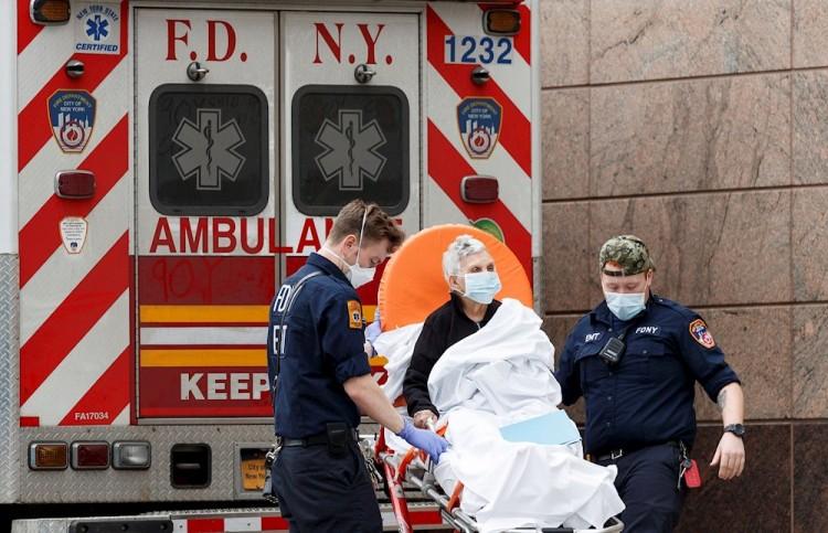 Nueva York vive su día más mortífero