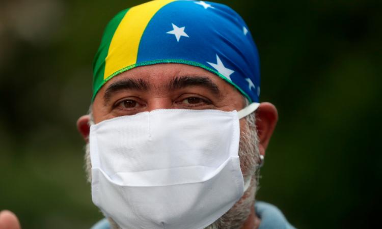 Brasil, el país con más casos de COVID-19 en Latinoamérica