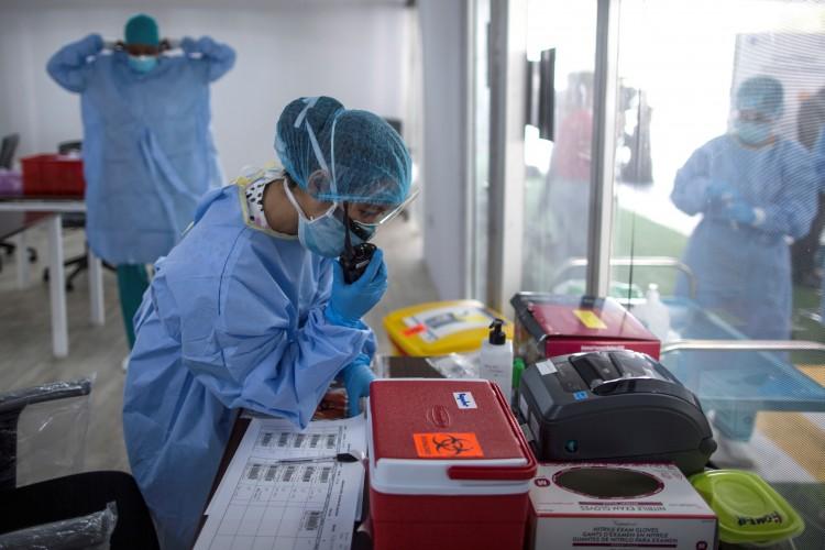 COVID-19: Más de un millón y medio de contagios alrededor del mundo