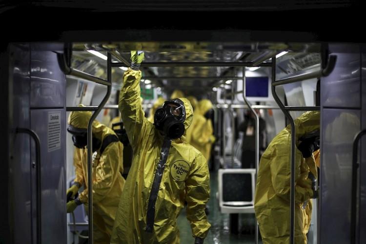 Brasil se acerca a 2 mil muertos y sobrepasa los 30 mil casos de coronavirus