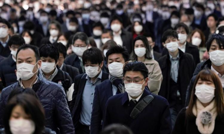 Japón suma 10 mil 437  contagios y 237 fallecidos por coronavirus