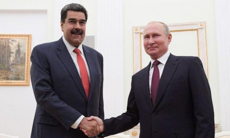 Putin y Maduro hablan de la lucha contra el Covid-19 y el acuerdo OPEP+