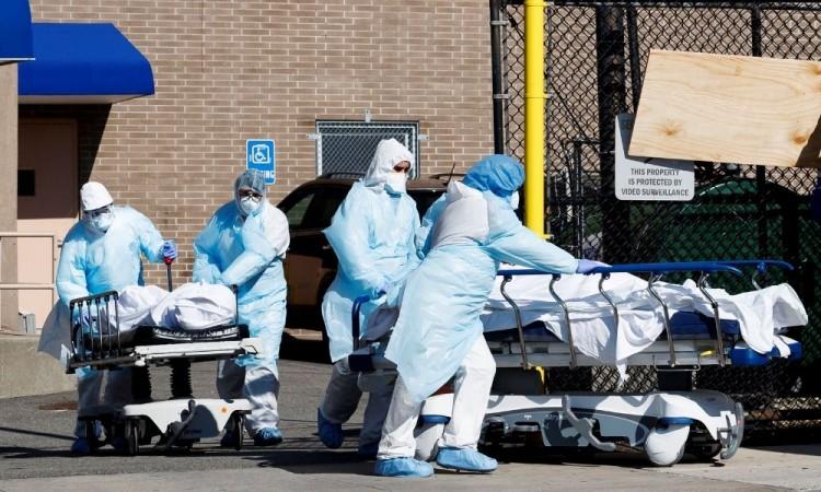 Estados Unidos supera las 50 mil muertes por Covid-19