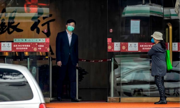China sin infectados hospitalizados por COVID-19