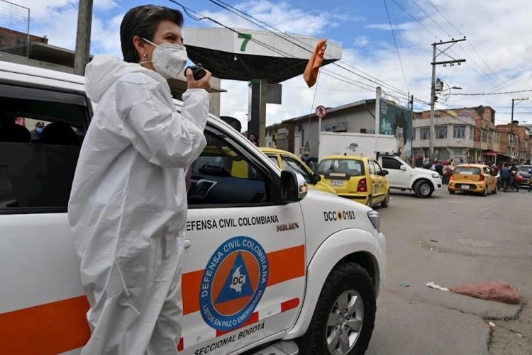 Colombia suma 10.495 casos de coronavirus