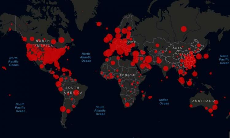 Covid-19 contagia a 4 millones en el mundo