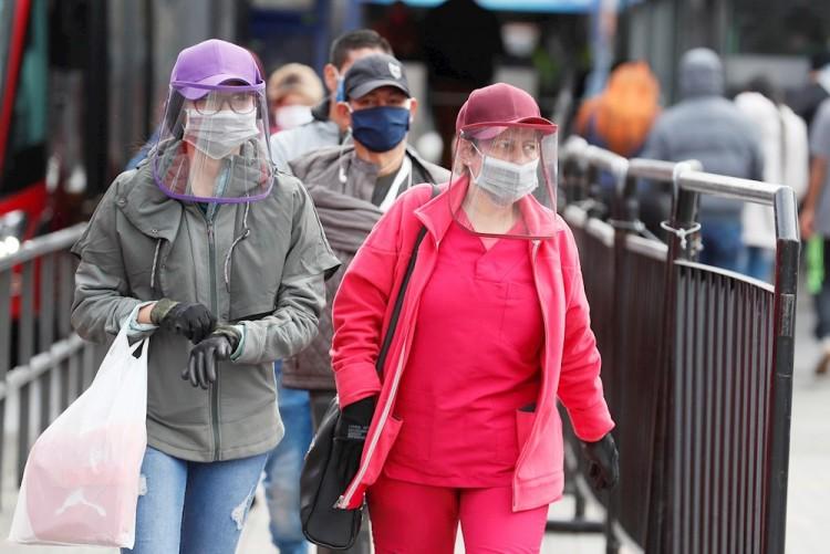 Colombia alcanza nuevo récord diario con 659 contagios