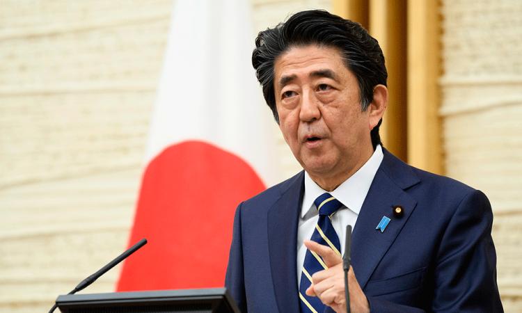 Abe pide prepararse para nuevas olas de contagios por COVID-19