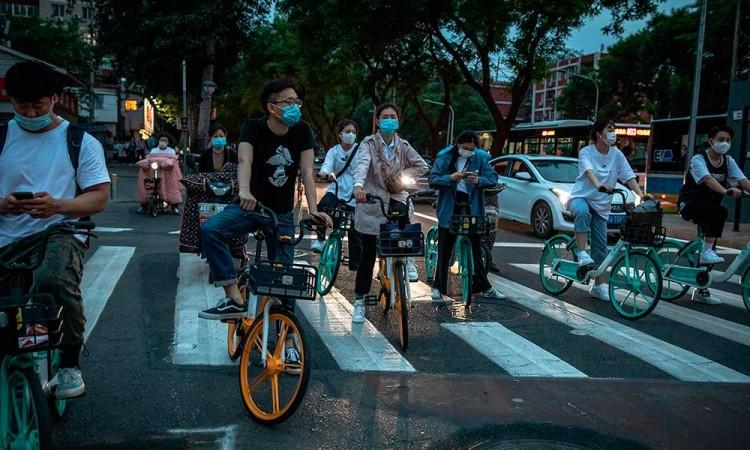 China vive su primer día sin casos nuevos de Covid-19