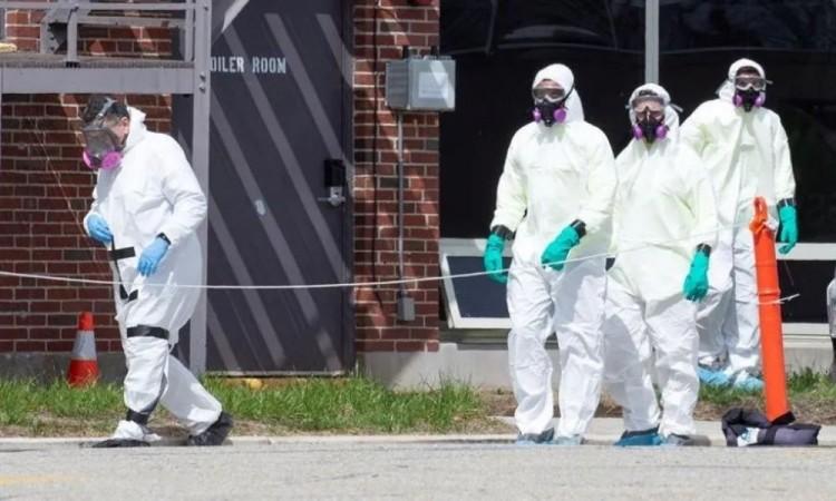 EU registra más de 100 mil muertos y un millón de contagios de Covid-19