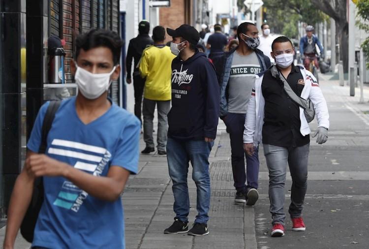 Extreman medidas en Colombia por desborde de casos de Covid-19