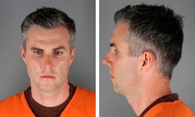 Uno de los policías implicados en la muerte de George Floyd sale de prisión tras pagar fianza