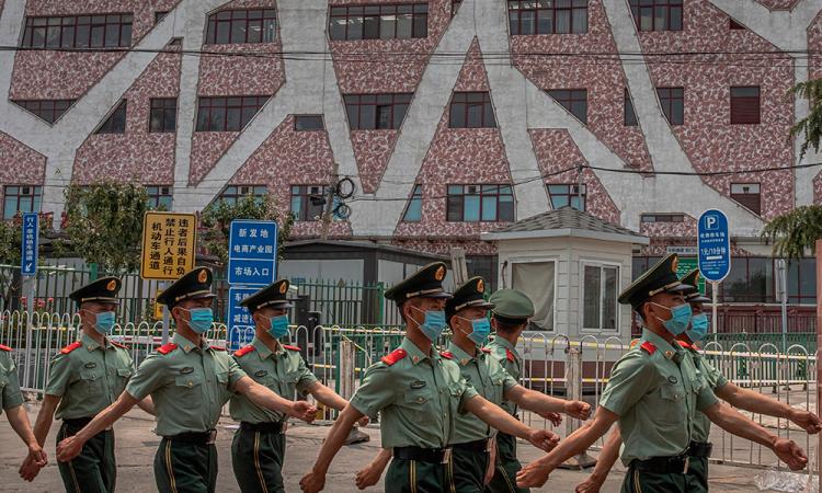 Nuevo brote de coronavirus en Pekín dispara alarmas en China