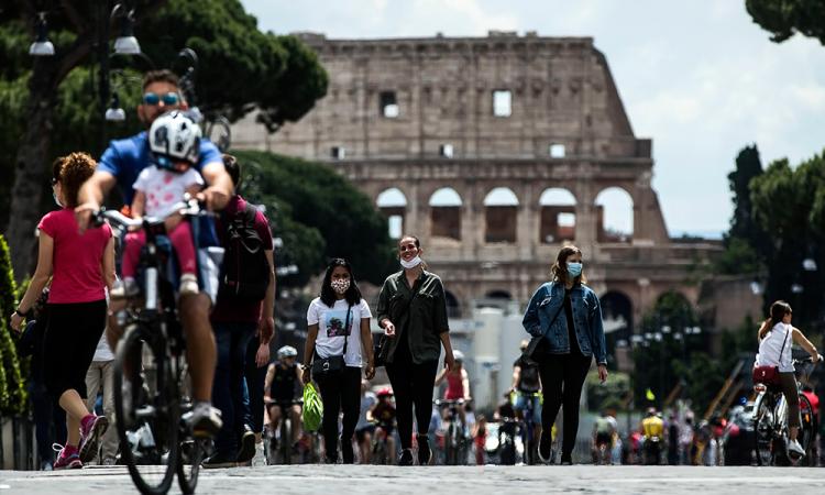 Italia inicia fase 3 de desescalada; reabre el ocio