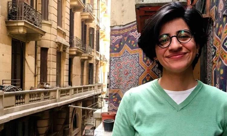 Ella es Sarah Hegazy, activista LGBT egipcia que murió en el exilio