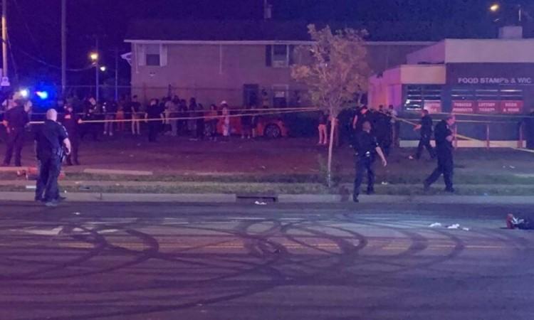 Dos muertos y siete heridos en un tiroteo en Charlotte, Carolina del Norte