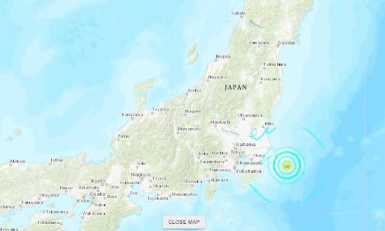 Japón registra sismo de 6.2 grados; un día después de México