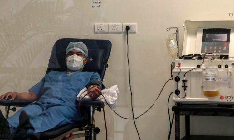 India comienza ensayos de vacuna contra COVID en humanos