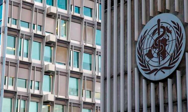 Estados Unidos inicia su salida de la OMS