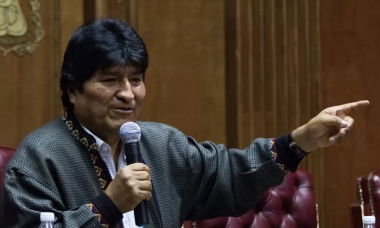 Fiscalía de Bolivia imputa a Evo Morales