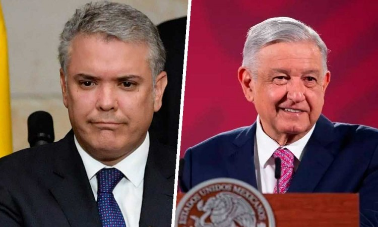 Presidente de Colombia se somete a su cuarta prueba de Covid-19; AMLO solo una