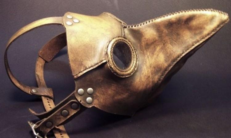 ¿Por qué las máscaras para la peste negra eran puntiagudas?